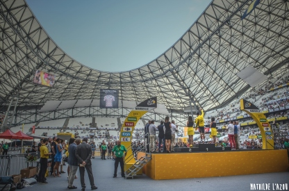 Tour de France - Vélodrome de Marseille