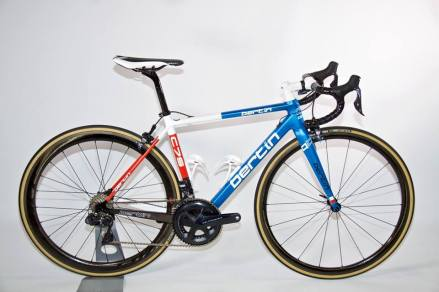 Le vélo de Fanny Zambon